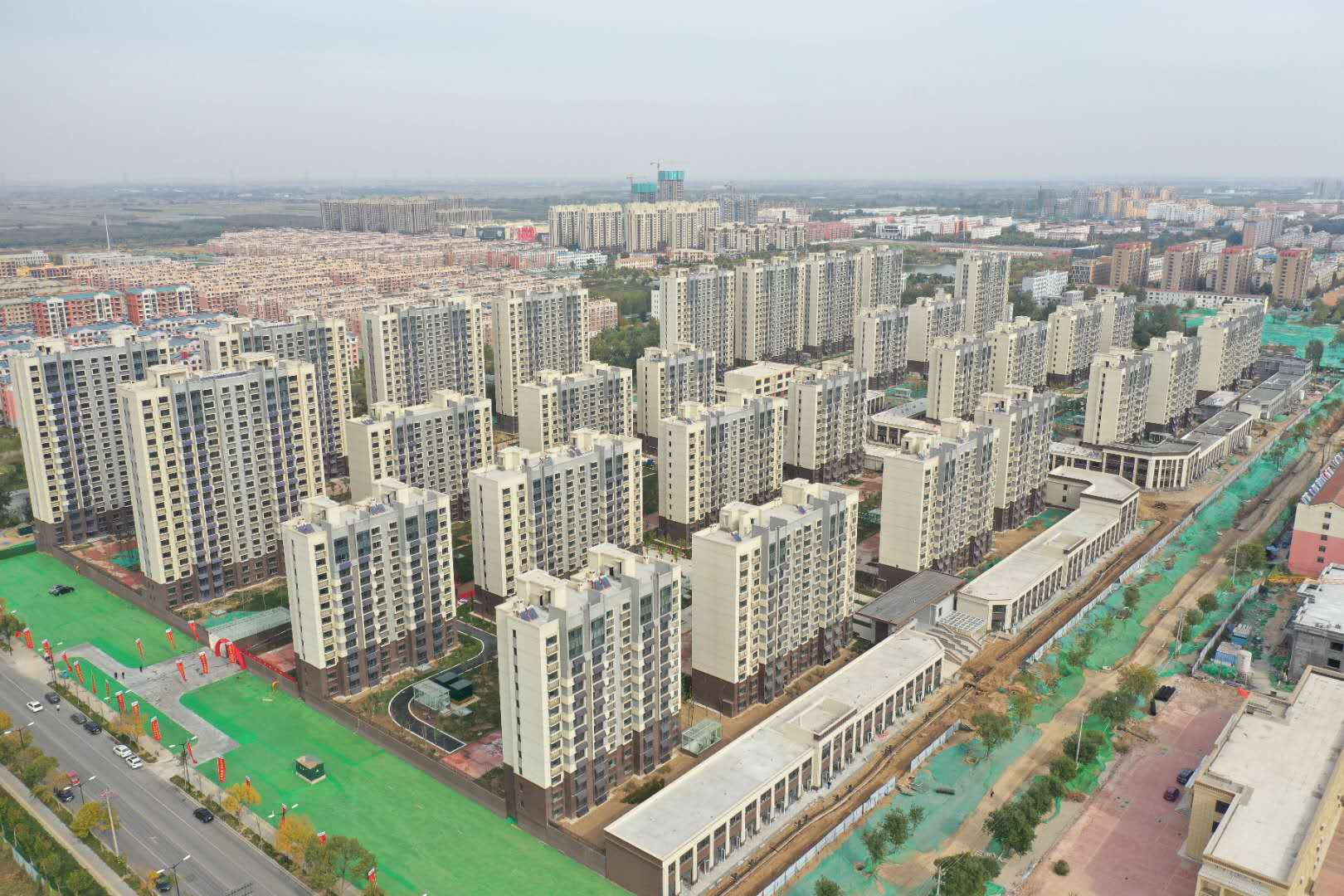 Project to Rebuild Rundown Areas in Wucheng Delivered far in Advance in Shandong