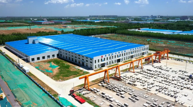 Dejian Group Recognized As National Prefabricated Industrial Base